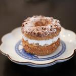 フランス焼菓子 シャンドゥリエ - 料理写真:パリブレスト☆