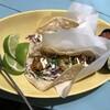 ポルキリ - 料理写真:シュリンプタコス 実際は3個入っています(1,000円)