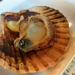 新島水産 - ヒオウギ貝