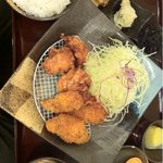 12293694 - 2012.3.31とんから定食850円