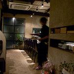 焼き鳥ワイン酒場 TORI-BUDOU - 店内