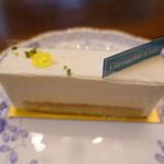 Girouette Cafe - フロマージュシトロン(620円)