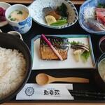レストラン 海幸苑 - 鯖膳1390円