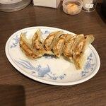 福しん - 餃子(生ビールセット価格)税込110円