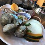 新島水産 - お野菜も