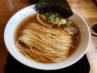 中華そば 麺や食堂 本店 - 中華そば 2019.12