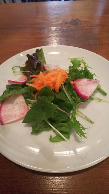 ビストロ ジュールの料理の写真