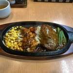 ステーキのくいしんぼ - 日替わりランチ 750円
