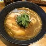 ラーメン屋 トイ・ボックス - 「味噌ラーメン」850円