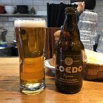 ラーメン屋 トイ・ボックス - 「COEDO 伽羅」450円