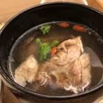 叙序圓 - バクテー、じわーっと染みる味。 お肉がホロホロで柔らかです。