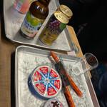 松川酒店 - アルコール&おつまみ