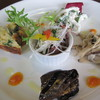 Chouseimaru - 料理写真:真ん中のホタルイカ旨し