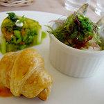 ヴィザヴィ - 料理写真:前菜たち