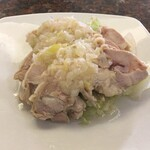 122950199 - 蒸し鶏(小皿)
