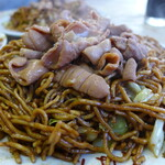 くぼた食堂 - 料理写真:焼きそば(大・600円)