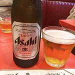 生駒 - 瓶ビール 580円