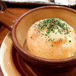 12296122 - じゃが芋まんじゅうオーブン焼き