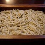 そばきり 萬屋町 助六 - ざる蕎麦