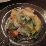 Ieri - 鎌倉野菜のホットサラダ