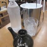 なかま食堂 - 菊の露(30度) 一合 760円(税込)