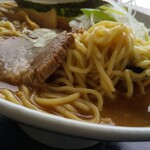 横手市平鹿ときめき交流センターゆっぷる - 麺!