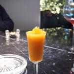 ete - 口直しオレンジジュース