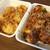 紀州 梅河 - 料理写真:左:うめしお 右:ソースマヨ