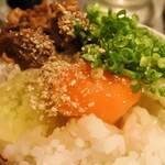 ヤナギストア - どて飯