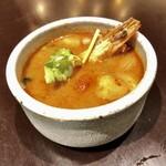 CHOMPOO - スープ:トムヤンクン