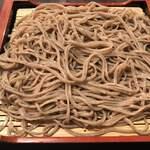 凪 - 盛り蕎麦