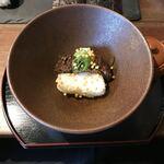 okometsukasafumiya - おにぎりのぶぶ漬「うなぎの山椒煮」 600円