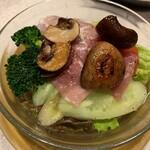 122977830 - ミニ野菜サラダ