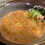 つけ麺 大氣 - 濃厚つけ麺(並)