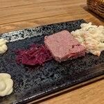 ブックカバー - 千駄木腰塚のコンビーフ