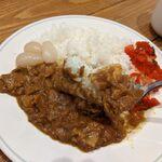 ブックカバー - 松喜の肉カレー