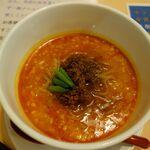 あいば - 担々麺,中華あいば(愛知県豊田市)食彩品館.jp撮影