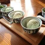 茶フェ ちゃきち - 日本茶5種