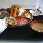 屯田ハウス - 定食