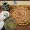 手打ち蕎麦 雷鳥 - 料理写真:「海老切り」一式