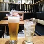 かどや - ビール、ハイボール