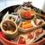 日本料理 なにわ - 料理写真:先附・祝い前菜盛り合わせ お正月らしくていいですね♪