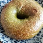 リトルプラスベーグル - 抹茶黒豆