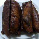 田辺菓子舗 - 手づくり たなべの かりん糖です。中身です。(その1)