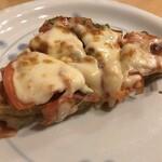 いな穂 - 三角油揚げピザ