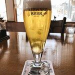 田沢湖 ビールブルワリーレストラン - ピルスナー