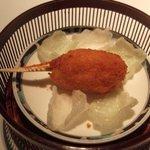Touri - カニの爪の揚げ物