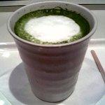 茶通人 - 抹茶ラテ