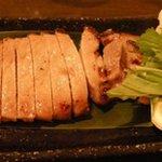 刺身居酒屋 海鮮丸 - 「豚肉の西京漬」