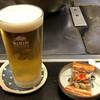 お好み焼きぼちぼち - 料理写真:とりあえず生ビール500円!